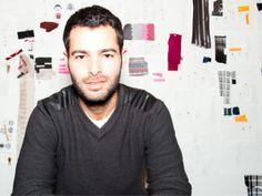 Jonathan Simkhai for @Boho Lifestyle Mirror   #portrait #jonathan #simkhai #people #fashion #designer #matt #borkowski #photography