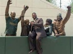 Green Bay Packers Lambeau Leap - LeRoy Butler was the first!