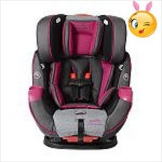 #accessories Extended use from birth to harnessed booster mode. The #Evenflo® Pro Comfort Protection SymphonyTM DLX All-In-One Car Seat now offers a new Gel-Matr...
