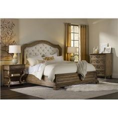 Shop this hooker furniture solana upholstered panel bed bedroom set from our top selling Hooker Furniture bedroom sets. LuxeDecor is your premier online showroom for bedroom furniture and high-end home decor. Hooker Furniture, Bedroom Furniture Sets, Bed Furniture, Bedroom Sets, Bedroom Decor, Furniture Stores, Furniture Online, Discount Furniture, King Bedroom