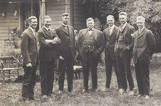 Charles Peter Warnick and Sons: Wilford Howard CharlesLouis CharlesPeter Adolphus Reed Merrill