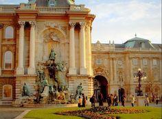 Royal Castle, Budapest, HUngary