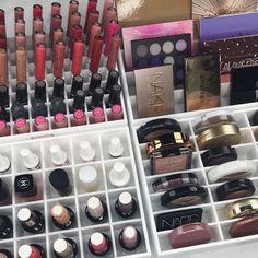 Fits IKEA® Alex Units. Allie Mini Drawer Organizer. Makeup Organizer. Makeup Storage. Cosmetic Organizer. Lipstick Organizer. Palette Organizer. Nail Polish Organizer. Compact Organizer. #nailpolishstorage #makeuporganizerstorage