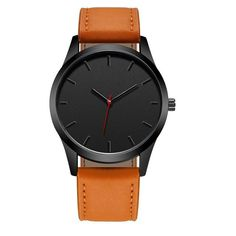 Simple, sleek, and inexpensive analog watch is flying off the shelves on the site, get them while we still have some! Free shipping worldwide on all orders!  https://lezawear.com/collections/products/products/mens-quartz-sleek-analog-watch  #sale #lezawear #lezaway #lifestyle #style