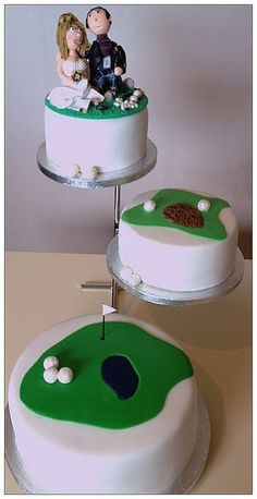 wedding cake toppers golf theme 1000 images about golf wedding cakes on golf 26482