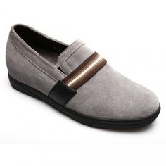 Chamaripa Increase Height 6CM Casual Leisure Axido Loafers Elevator Shoes For more information, please visit:  http://www.chamaripa.com/men.html