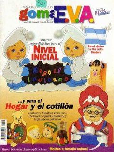 Revista Didáctica manualidades gratis