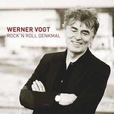 """Werner Vogt Musik schafft sich ein """"Rock 'n' Roll Denkmal"""" (Timezone). Zu hören gibt es rockigen Singer-Songwriter-Stoff mit gesanglichen Parallelen zu Udo Lindenberg. Speziell, aber für die richtige Zielgruppe eine absolute Empfehlung.  http://www.deepground.de/music-review/werner-vogt-rock-n-roll-denkmal/"""