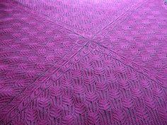 Ravelry: Frost Flowers & Leaves pattern by Eugen Beugler