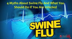 4 Myths About Swine Flu And What You Should Do If You Are Infected :-   1) You can get swine flu from eating pork? Wrong! Despite the common name of the disease, eating pork products doesn't spread H1N1 influenza (swine flu).   2) There is no cure for swine flu? Having the anti-viral prescription drug Oseltamivir shortens the duration and severity of illness if the taken within 48 hours of the symptoms appearing. 3) India has a shortage of drugs? wrong, India has stockpiles of 60,000 adult…