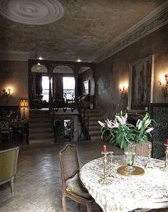 Garden Square Mainsonette Dining Table, Interior, Garden, Furniture, Vintage, Design, Home Decor, Garten, Decoration Home