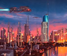 Distant Future by KM33 on deviantART