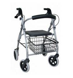 Leichtgewichtsrollator Gigo Drive Medical mehr Mobilität, ganz leicht