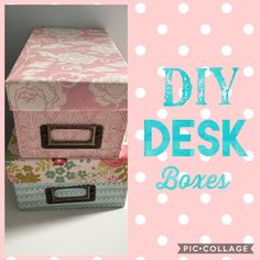 Get ready to see the easiest DIY ever. We have a lot of need for small storage at our home but small storage can be costly. We DIY whatever we can from shoe boxes and diaper boxes. These boxes were…
