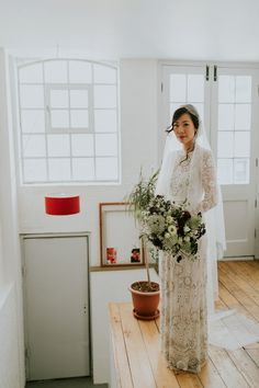Bride Su wore a Needle & Thread wedding dress for her modern and elegant London wedding. She and her husband Nik met through online dating agency, Guardian Soulmates. Guardian Soulmates, Needle And Thread Wedding Dresses, Wedding Blog, Our Wedding, Dating Agency, London Wedding, Dresses Uk, Online Dating, I Dress