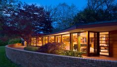 Frank Lloyd Wright's Laurent House opens in June 2014 and will have tours the first and last weekend of every month