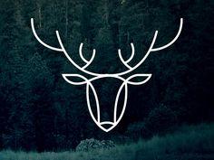 Deer Brand Design by Jonas
