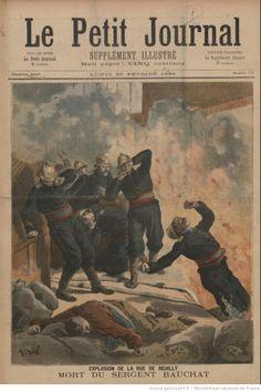 Le supplément illustré du Petit Journal