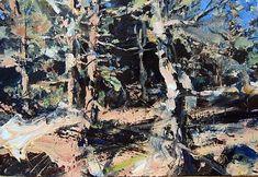 David Tress Landscape Artwork, Abstract Landscape Painting, Contemporary Abstract Art, Contemporary Landscape, A Level Art, Photo Tree, Mixed Media Artists, Artist Art, Impressionism