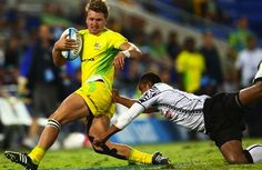 Rugby: Aussie hosts face Samoa in HSBC Sevens World Series opener Australia Pictures, World Series, Fiji, Gold Coast, Rugby, Champion, Interview, Action, Running