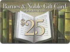 April Showers Flash Giveaway #4: $25.00 Barnes & Noble Gift Card! {Ends 4/16/12}