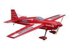 Disponible en stock y para entrega inmediata: #AeroWorks #Laser200 QB Red #ARF 30cc