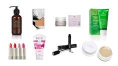 Et knippe favoritter Skin Food, Sustainable Living, Lipstick, Beauty, Bra, Lipsticks, Bra Tops, Beauty Illustration, Brassiere