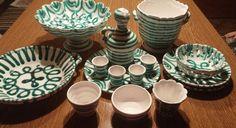 Austria gruen geflamt, Gemundner Keramik......pcs purchased China China, Punch Bowls, Austria, Tea Time, Pottery, Ceramics, Japanese Ceramics, Ceramic Pottery, Pots