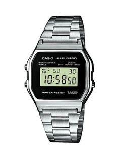 73b0b4fb838 See new offer for Casio Men Women s Classic Metal Band Alarm Chronograph  Digital Watches. casio quartz
