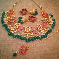 Dancing peacocks and their beautiful story Dainty Jewelry, Cute Jewelry, Boho Jewelry, Wedding Jewelry, Handmade Jewelry, Jewelry Design, Fashion Jewelry, Gold Jewellery, Silver Jewelry