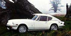 1972 Triumph GT+6 coupé