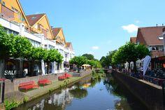 Kooikersgracht - winkelcentrum De Hamershof - Leusden
