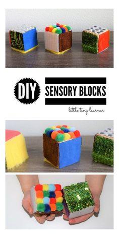 Diy Sensory Board, Sensory Games, Sensory Toys For Autism, Baby Sensory Play, Sensory Tools, Toddler Learning Activities, Infant Activities, Sensory Wall, Diy Sensory Toys For Babies