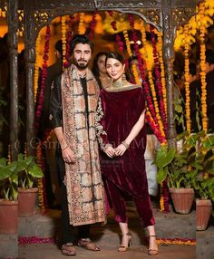Pakistani Fashion Party Wear, Indian Fashion Dresses, Dress Indian Style, Indian Designer Outfits, Asian Wedding Dress, Celebrity Wedding Dresses, Dresses To Wear To A Wedding, Wedding Wear, Wedding Suits