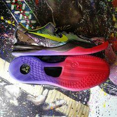 Nike Kobe 8 Prelude Size 16 What The Elite #Nike #BasketballShoes