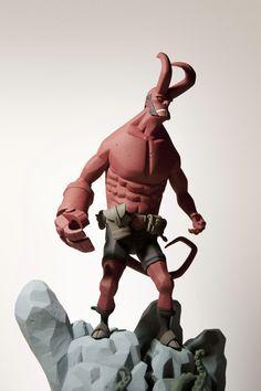 Hellboy, Anung un Rama
