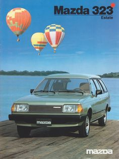 Car Advertising, Japanese Cars, Mazda, Cars For Sale, Nostalgia, Car Sales, Brochures, Vehicles, Dutch