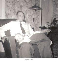 Clarence Larson, Gregory Larson