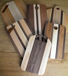 Learn how to make this easy peasy cutting board, only using 3 simple tools.