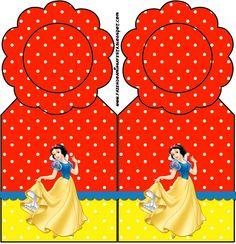Blancanieves: Imprimibles Gratis para Fiestas.