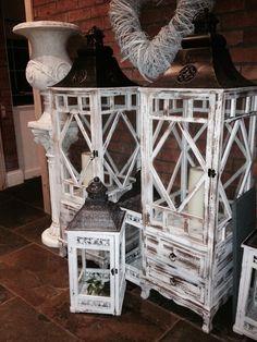 Posy Barn lanterns