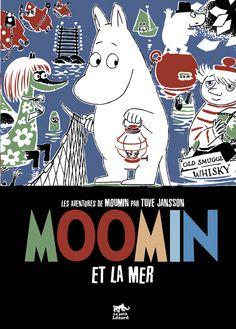 Lecture du soir : Moomin et la mer