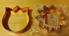 """Wilton Solid Copper Large Tulip Daisy Cookie Cutter lot 5.5"""" Easter Spring New"""