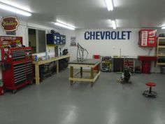 Post your favorite picture of your own garage... - Page 4 - The Garage Journal Board