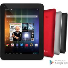 Tablet Ematic 8Inch 8GB Android Pro Series Wi-Fi EGP008 1.6GHz 1GB RAM Black New #Ematic