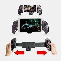 Wireless Bluetooth Game Controller Gamepad        Deal of the day >>>   http://amzn.to/29DqZi3