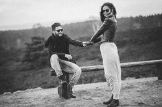 "Pia & Johann ""A hiking day"" Portrait Photography, available light. Wedding Photography , Hochzeitsfotografie, Inspiration"