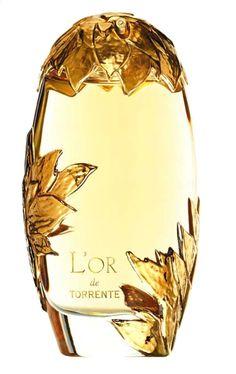 L`Or de Torrente Torrente for women #perfume_bottle #fragrance #design