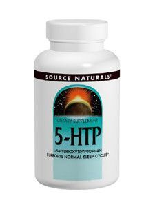 5-HTP 100mg 60 caps by Source Naturals
