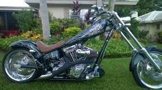 2003 American IronHorse TEXAS CHOPPER Chopper , Custom, 6,500 miles for sale in Nokomis, FL
